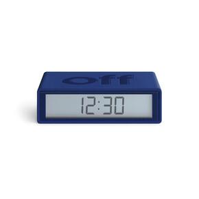 LEXON - Lexon Flip Mini Plus LR151DB9 Alarm Saat Koyu Mavi