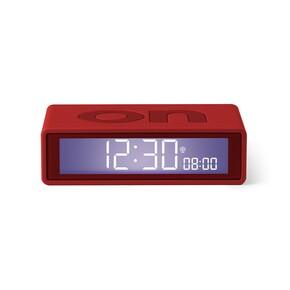 LEXON - Lexon Flip Plus LR150R9 Alarm Saat Kırmızı