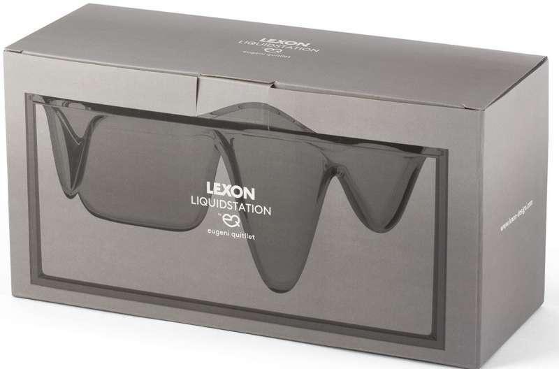 Lexon Liquid Station LD130G Kalemlik Gri