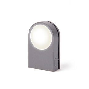 LEXON - Lexon Lucie Çanta Işığı Metalik Gri LL121X