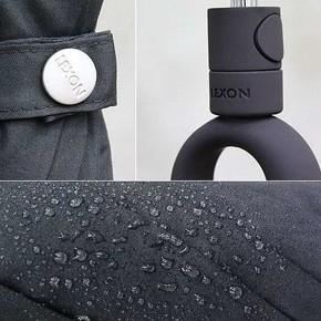 Lexon MINI HOOK LU21G3 Şemsiye Koyu Gri - Thumbnail