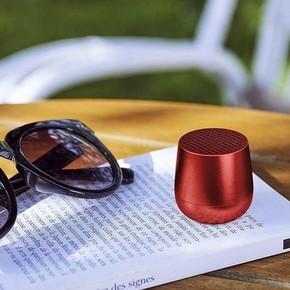LEXON - Lexon Mino Bluetooth Hoparlör Kırmızı