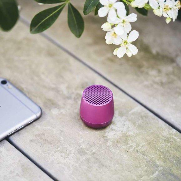 Lexon Mino Bluetooth Hoparlör Pembe