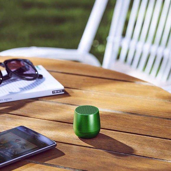 Lexon Mino Bluetooth Hoparlör Yeşil