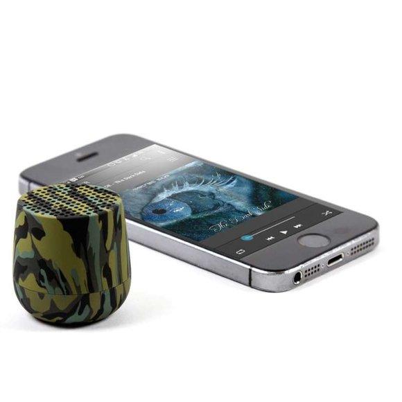 Lexon Mino LA113TCV Bluetooth TWS Hoparlör Yeşil Kamuflaj