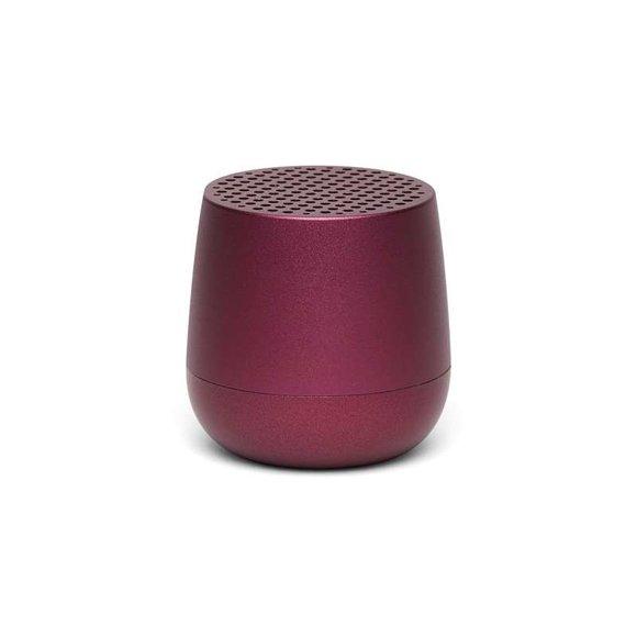 Lexon Mino LA113TR Bluetooth TWS Hoparlör Koyu Kırmızı