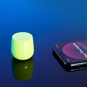 LEXON - Lexon Mino LA113YF Bluetooth TWS Hoparlör Fosforlu Sarı