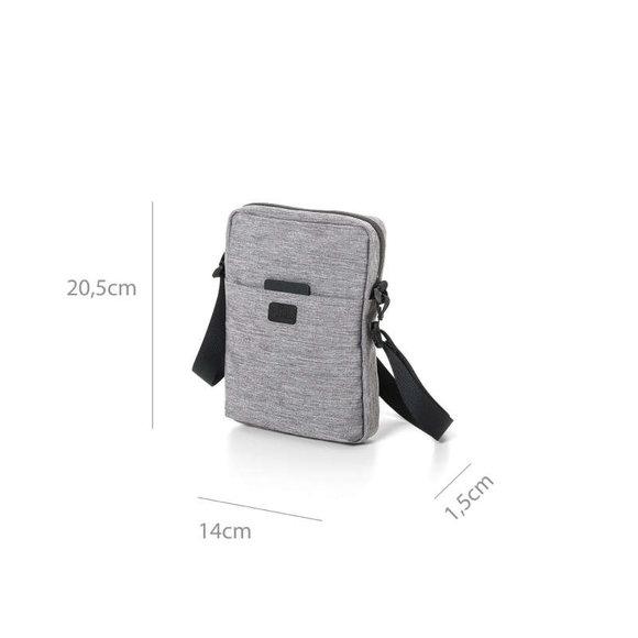 Lexon One LN1416LG Tablet Çantası Açık Gri