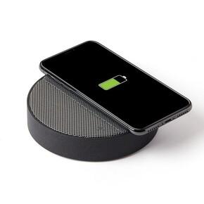 LEXON - Lexon OSLO LA116GG Kablosuz Şarj Cihazı ve Bluetooth Hoparlör
