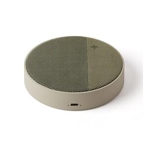 Lexon OSLO LA116GV Kablosuz Şarj Cihazı ve Bluetooth Hoparlör - Thumbnail