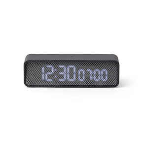 LEXON - Lexon OSLO LR145GG Alarm Saat Gri Gri