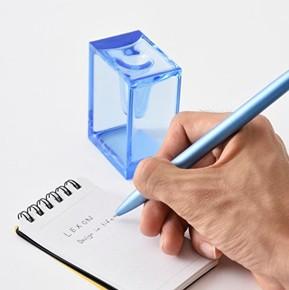 Lexon Peter Pen LS99B Standlı Tükenmez Kalem Mavi - Thumbnail