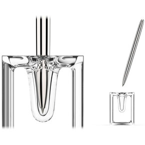 Lexon Peter Pen LS99T Standlı Tükenmez Kalem Transparan - Thumbnail