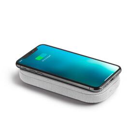 LEXON - Lexon Powersound LA128G Kablosuz Şarj Cihazı ve Bluetooth Hoparlör