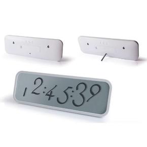 LEXON - Lexon SCRIPT LCD Saat Beyaz