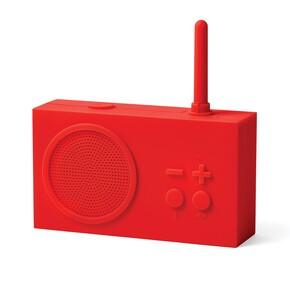 LEXON - Lexon Tykho 3 Bluetooth Hoparlör ve Radyo Kırmızı LA119R9