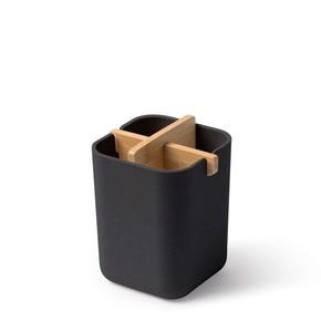 Lexon Zen LH39N Cup Bambu Siyah - Thumbnail