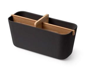 LEXON - Lexon Zen LH40N Large Cup Bambu Siyah Geniş