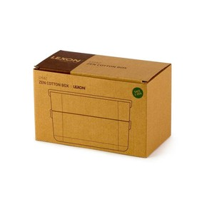 Lexon ZEN LH42W8 Cotton Box Pamuk Kutusu - Thumbnail