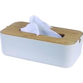 LEXON - Lexon Zen LH43W8 Tissue Box Peçetelik Beyaz
