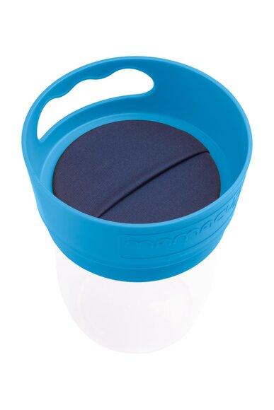 MamaCup Atıştırmalıklar için Dökülmeyen Kap Mavi