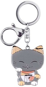 Mani The Lucky Cat - Mani The Lucky Cat 039 Anahtarlık Süsü