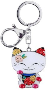 Money The Lucky Cat Mani The Lucky Cat 040 Anahtarlık Süsü