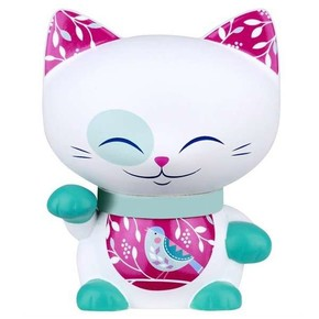 Money The Lucky Cat - Mani The Lucky Cat 046 Dekoratif Biblo