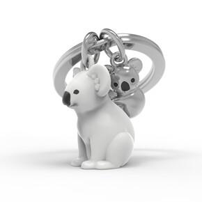 METALMORPHOSE - Metalmorphose Anne Bebek Koala Anahtarlık