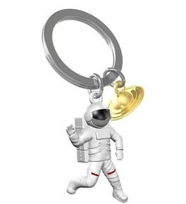 METALMORPHOSE - Metalmorphose AStronot Anahtarlık Beyaz