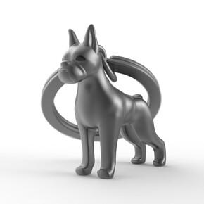 METALMORPHOSE - Metalmorphose BOxer Köpek Anahtarlık