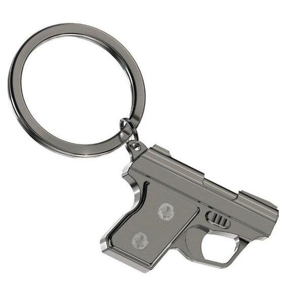 Metalmorphose GAngsta Gangster Silah Anahtarlık