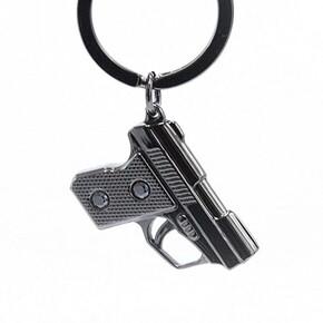 Metalmorphose GAngsta Gangster Silah Anahtarlık - Thumbnail