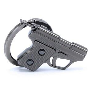 METALMORPHOSE - Metalmorphose GAngsta Gangster Silah Anahtarlık