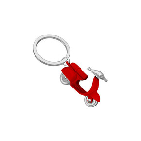 MTM Scooter Anahtarlık Kırmızı - Thumbnail