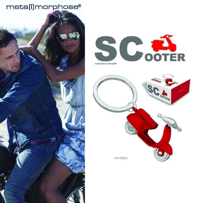 MTM Scooter Anahtarlık Kırmızı
