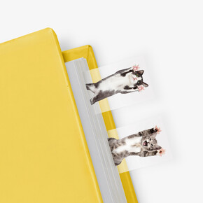 Mustard - Mustard Kedi Kitap Ayracı