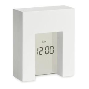 Nektar - NEKTAR 4088 Masa Saati Beyaz