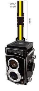 Nektar - Nektar Lh17 Fotograf Makinası Valiz Etiketi