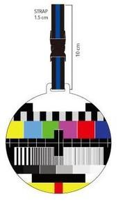 Nektar - Nektar Lh412 Tv Sinyali Valiz Etiketi