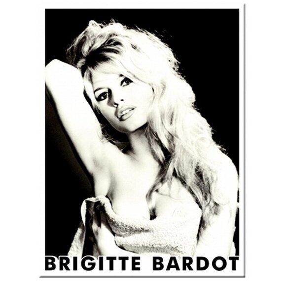 Nostalgic Art Brigitte Bardot Magnet 14067