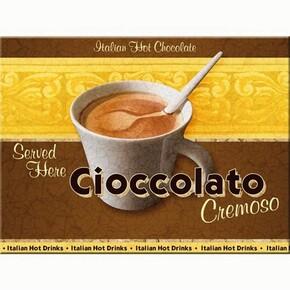 Nostalgic Art - Nostalgic Art Cioccolato Magnet 14142