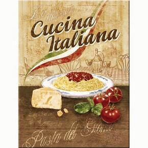 Nostalgic Art - Nostalgic Art Cucina Italiana Magnet 14288