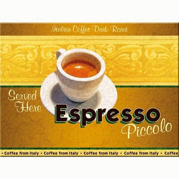 Nostalgic Art Espresso Magnet 14141