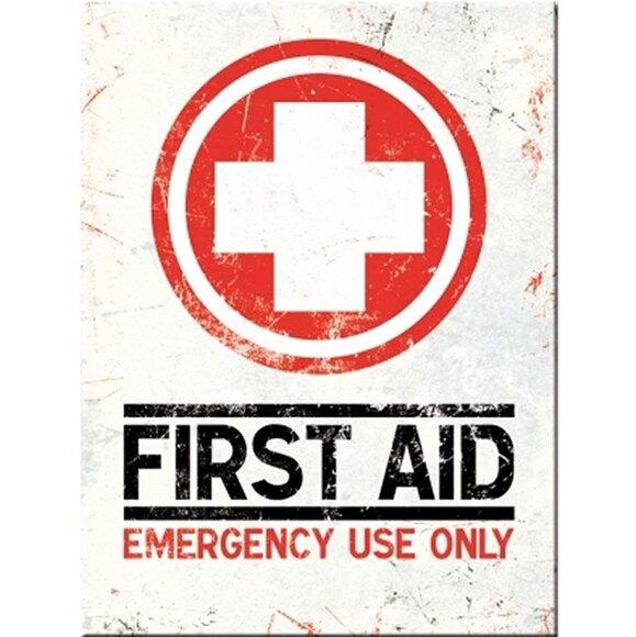 Nostalgic Art First Aid Magnet 14267