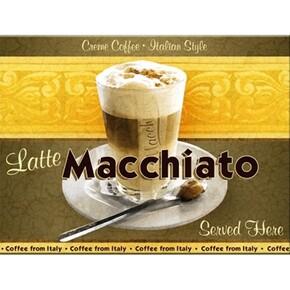 Nostalgic Art - Nostalgic Art Latte Macchiato Magnet 14038