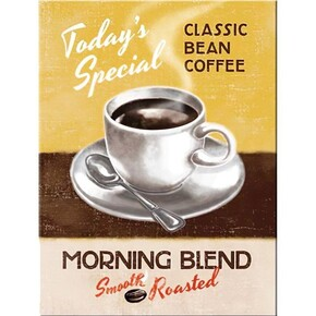 Nostalgic Art - Nostalgic Art Morning Blend Magnet 14285