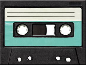 Nostalgic Art - Nostalgic Art Retro Casette Magnet 14293