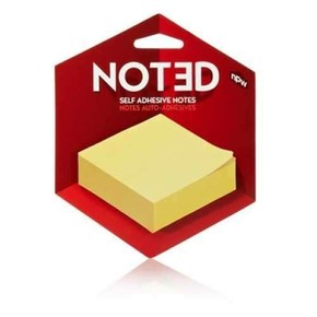 NPW - NOT3D Yapışkanlı Not Kağıtları Seti