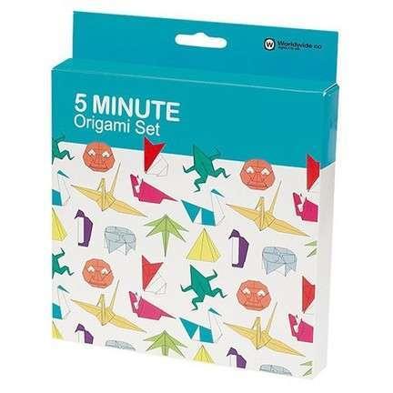 ORİGAMİ 5 Minute 5 Dakikada Origami Seti